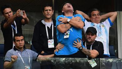 Photo of الأسطورة مارادونا لملايين المعجبين : إطمأنوا .. أنا بخير