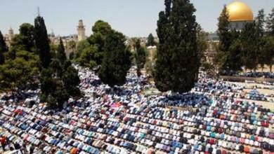 Photo of الجمعة الرابعة من رمضان .. 280 ألف فلسطيني أدوا الصلاة بالمسجد الأقصى