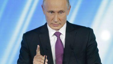 Photo of الرئيس الروسي بوتن : لدينا أسلحة نووية متقدمة بعقود عن غيرنا