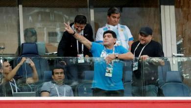 Photo of مارادونا : مستعد لتدريب منتخب الأرجنتين مجانا