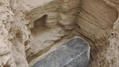 Photo of وزارة الآثار المصرية تنفي شائعة السائل الأحمر في تابوت الاسكندرية