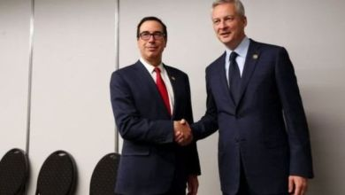 Photo of وزير المالية الفرنسي: التجارة الدولية لا يمكن أن تقوم على قانون الغاب