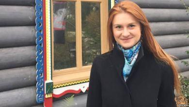 Photo of العدل الأميركية : احتجاز الجاسوسة الروسية ماريا بوتينا خشية هروبها