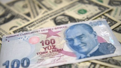 Photo of هبوط قياسي لليرة التركية أمام الدولار الأميركي
