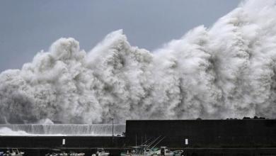 "Photo of بعد الإعصار ""جيبي"" .. زلزال بقوة 7 ريختر يهز اليابان"
