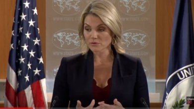 Photo of الولايات المتحدة : التحالف في اليمن يسير في الاتجاه الصحيح