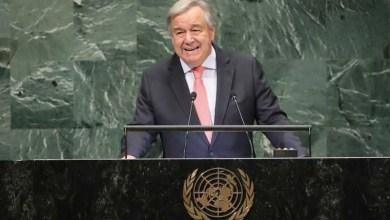 Photo of الأمين العام للأمم المتحدة يختار مبعوثا أمميا جديدا إلى سوريا خلفا لدي مستورا