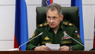 Photo of وزير الدفاع الروسي يطالب العالم بدعم عودة سوريا دولة موحدة