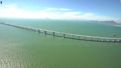Photo of الرئيس الصيني يفتتح أطول جسر بحري في العالم