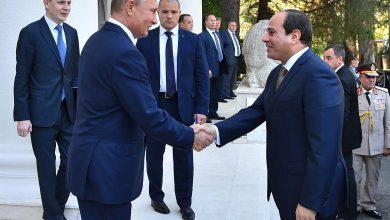 Photo of الرئيس المصري يغادر روسيا عائدا الى بلاده بمكاسب سياسية واقتصادية