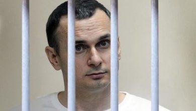 Photo of البرلمان الأوروبي يمنح جائزة سخاروف لمخرج سينمائي أوكراني يقبع في سجون روسيا