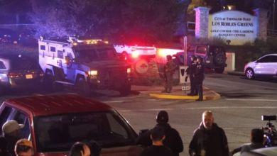 Photo of مصرع 12 شخصا وإصابة آخرين فى إطلاق النارعلى ملهى ليلى بكاليفورنيا