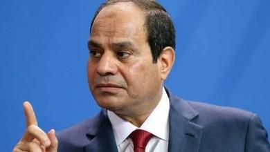 Photo of السيسي : لن نسمح بالمساس بأمن الخليج .. والجيش المصري سيتحرك لصد الخطر