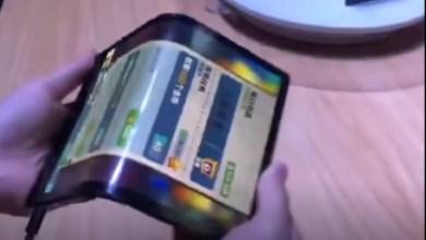 Photo of شركة صينية تستعد لإصدار أول هاتف قابل للطي في العالم