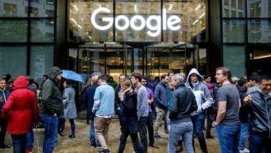 "Photo of إضراب موظفين في ""جوجل"" احتجاجًا على التحرش وعدم المساواة"