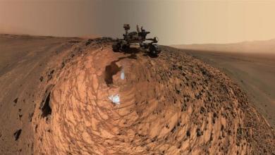 Photo of هبوط أول مركبة فضائية أميركية على سطح المريخ بنجاح