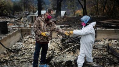 Photo of السلطات الأمريكية : احتواء حرائق كاليفورنيا بنسبة 95 %