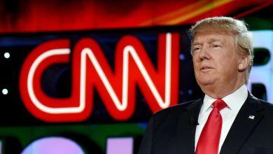 "Photo of ترامب يقترح إنشاء قناة أميركية عالمية بديلة لشبكة "" سي إن إن """