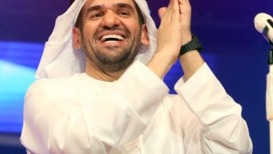 "Photo of حسين الجسمى أول فنان عربى يشارك في حفل ""أعياد الميلاد "" بالفاتيكان"