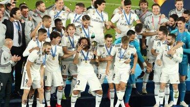 "Photo of ""ريال مدريد"" بطلًا لكأس العالم للأندية للمرة الثالثة على التوالي والرابعة في تاريخه"