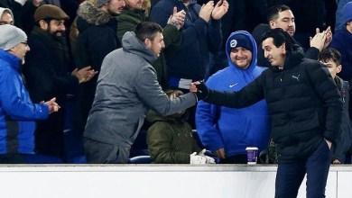 """Photo of """" إيمري يعتذر """".. واتحاد الكرة الإنجليزي يوجه له تهمة """"سوء السلوك"""""""