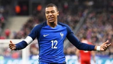"Photo of ""مبابي "" أفضل لاعب في فرنسا لعام 2018"