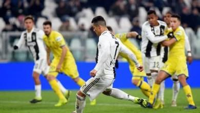 Photo of يوفنتوس يفوز 3-0 على كييفو .. ويواصل زحفه نحو لقب بطل الدوري الإيطالي
