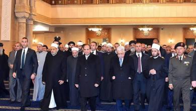 Photo of مصر : افتتاح أكبر مسجد وكنيسة في الشرق الأوسط بالعاصمة الإدارية الجديدة