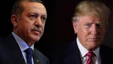 Photo of أردوغان خلال اتصال بترامب يعرب عن استعداد بلاده حفظ الأمن في منبج السورية