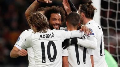 Photo of الدوري الإسباني : ريال مدريد يفوزعلى ريال بيتيس (2-1)