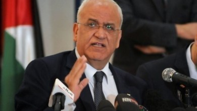 Photo of صائب عريقات : الوفد الفلسطيني لن يشارك في مؤتمر وارسو