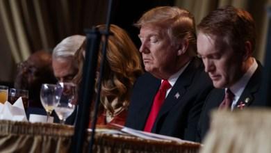 Photo of للعام الثالث على التوالي .. الرئيس الأميركي يشارك في إفطار يوم الصلاة الوطني