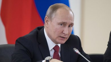Photo of الكرملين ينفي تحدث بوتين عن استهداف الأراضي الأمريكية