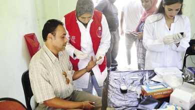 "Photo of مصر : فحص 30 مليون مواطن في مبادرة فيروس سي "" 100 مليون صحة"""