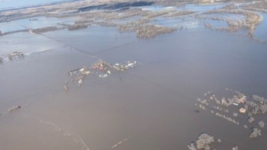 Photo of ولاية نبراسكا الأميركية تتعرض لفيضانات شديدة