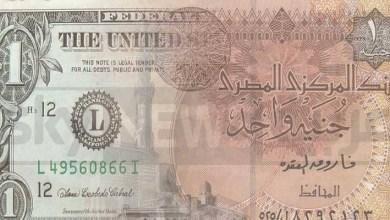 Photo of مصر : استمرار انخفاض الدولار الأميركي أمام الجنيه المصري