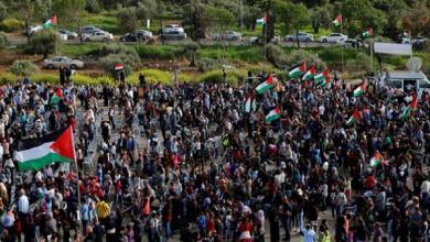 """Photo of الفلسطينيون يستعدون لإحياء ذكرى """"يوم الأرض"""" بمسيرة مليونية"""