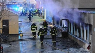 Photo of نيران الكراهية تحرق مسجدًا في كاليفورنيا وذعر بين مسلمي أمريكا