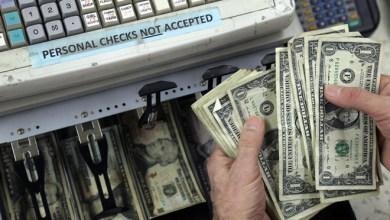 Photo of الدخل الشخصى فى أمريكا ينخفض للمرة الأولى منذ 3 سنوات
