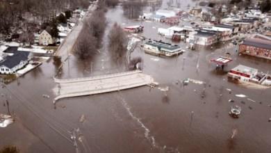 Photo of سقوط قتلى في في ولايتي نبراسكا وأيوا بأمريكا بسبب الفيضانات وإعلان حالة الطوارئ
