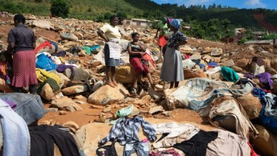 Photo of 1.6 مليون طفل يعانون من آثار إعصار إيداي في 3 دول أفريقية