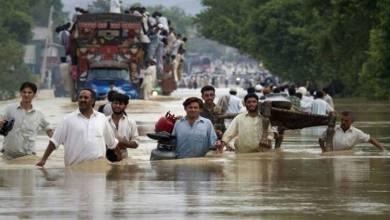 Photo of ارتفاع عدد ضحايا الفيضانات في باكستان إلى 238 حالة وفاة وإصابة