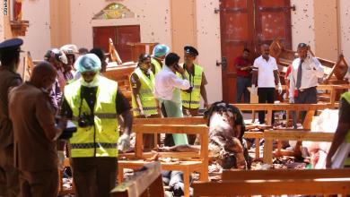 Photo of ارتفاع ضحايا تفجيرات سريلانكا إلى نحو 800 قتيل ومصاب بينهم 67 أجنبيًا