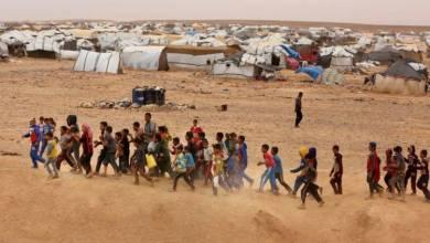Photo of أكثر من 7 آلاف شخص غادروا مخيم الركبان منذ مارس الماضي