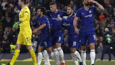 Photo of تشيلسي يتأهل لنصف نهائي الدوري الأوروبي