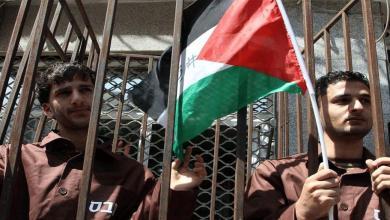 Photo of الأسرى الفلسطينيون في سجون إسرائيل يبدأون إضرابًا مفتوحًا عن الطعام