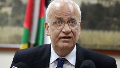 """Photo of منظمة التحرير: الإسرائيليون صوّتوا بـ""""لا للسلام"""""""