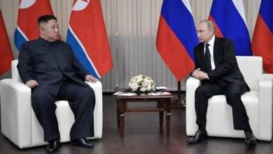 """Photo of انتهاء القمة الروسية الكورية الشمالية وبوتين يصفها بـ""""البناءة"""""""