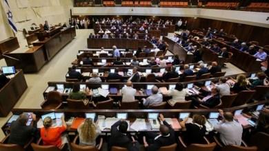 Photo of انطلاق انتخابات الكنيست الإسرائيلي غدًا بمشاركة 40 قائمة