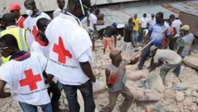 Photo of مقتل وإصابة 19 شخصا إثر انهيار جزء من كنيسة بجنوب أفريقيا